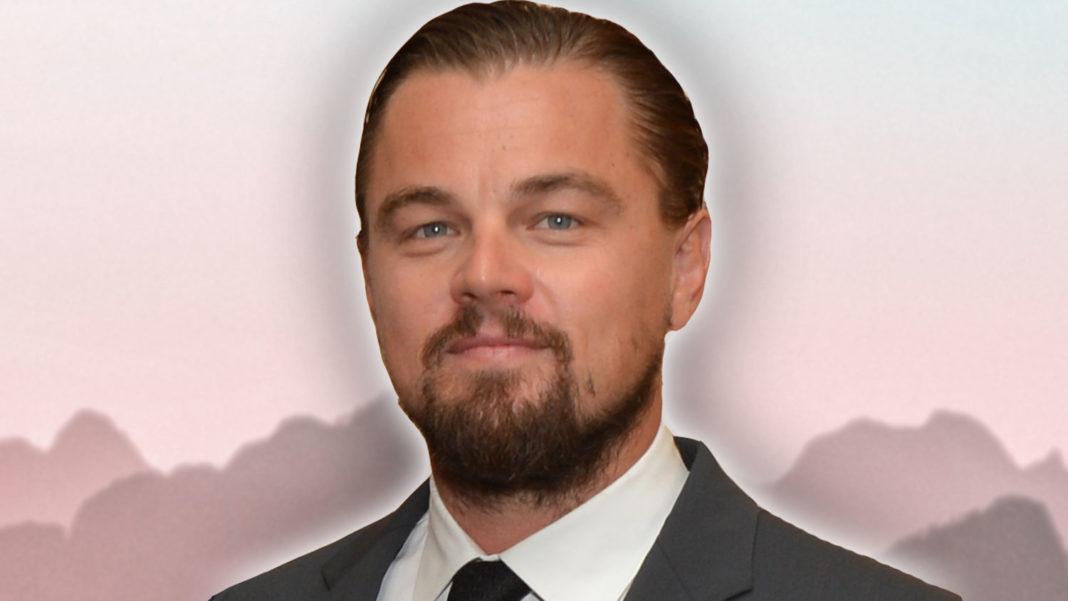 Leonardo DiCaprio Is a 'Bold-Faced Vegan'