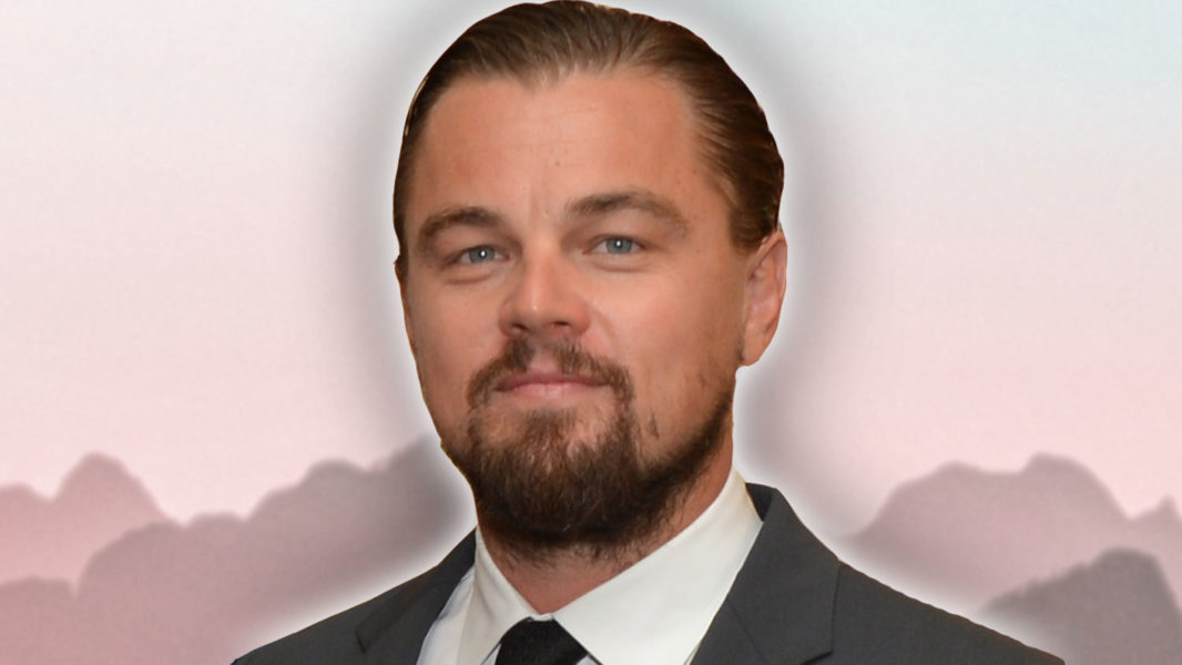 Leonardo DiCaprio Is a 'Bold-Faced Vegan'