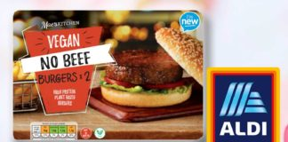 Aldi Just Launched a New Vegan Meat Range