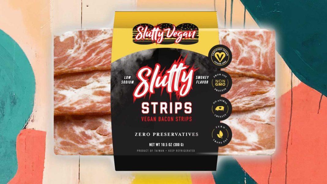 'Slutty Vegan' Bacon Launching In Supermarkets