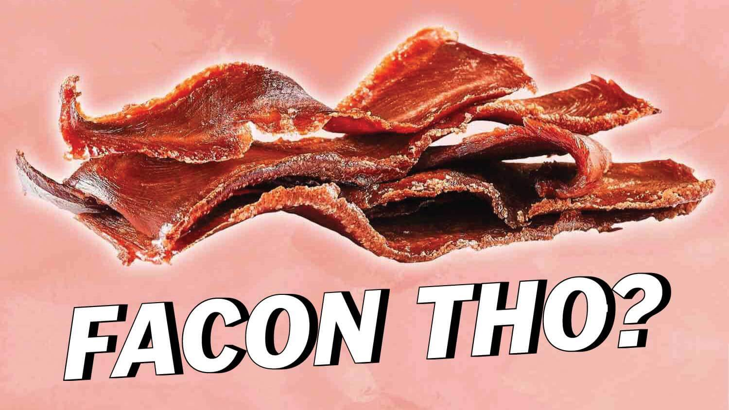 This Vegan Bacon Is So Realistic It Fools Food Critics