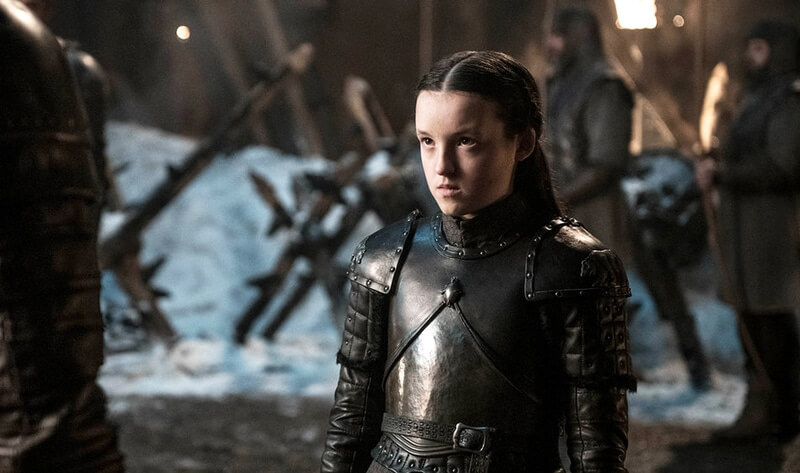 This 15-Year-Old Vegan 'Game of Thrones' Star Is the Hero We All Need