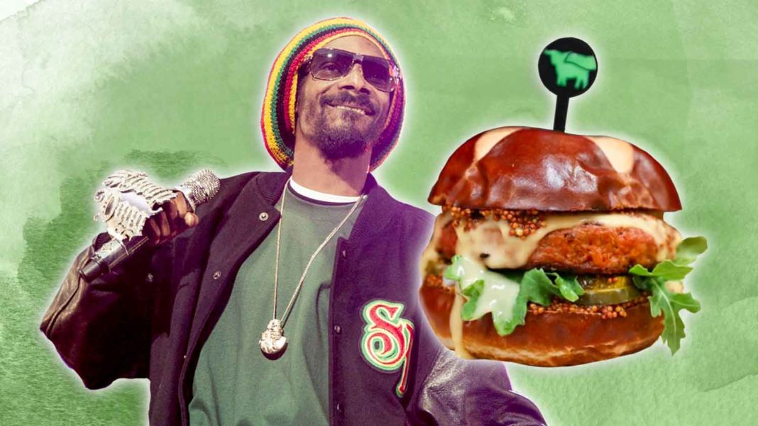 Snoop Dogg Basically Works for Beyond Meat Now