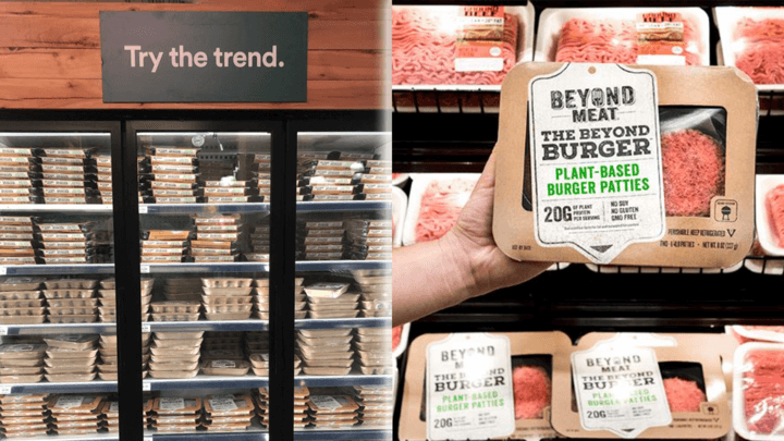 Whole Foods Just Dedicated an Entire Freezer to Beyond's Vegan Meat