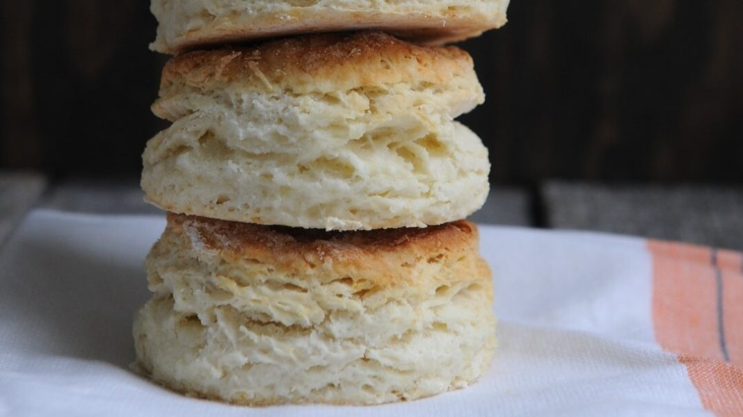 These Fluffy, Flaky Vegan Biscuits Were Made for Weekends