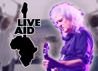 Queen's Brian May Wants a Live Aid Concert to Save The Planet