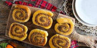 These Vegan Cinnamon Rolls Taste Like Baklava