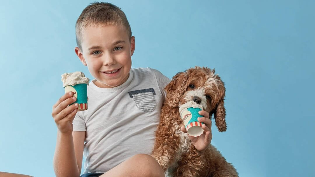 There's a Vegan Ice Cream for Dogs Now