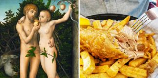 You Can Finally Eat Your Vegan Fish and Chips Naked At This Pub