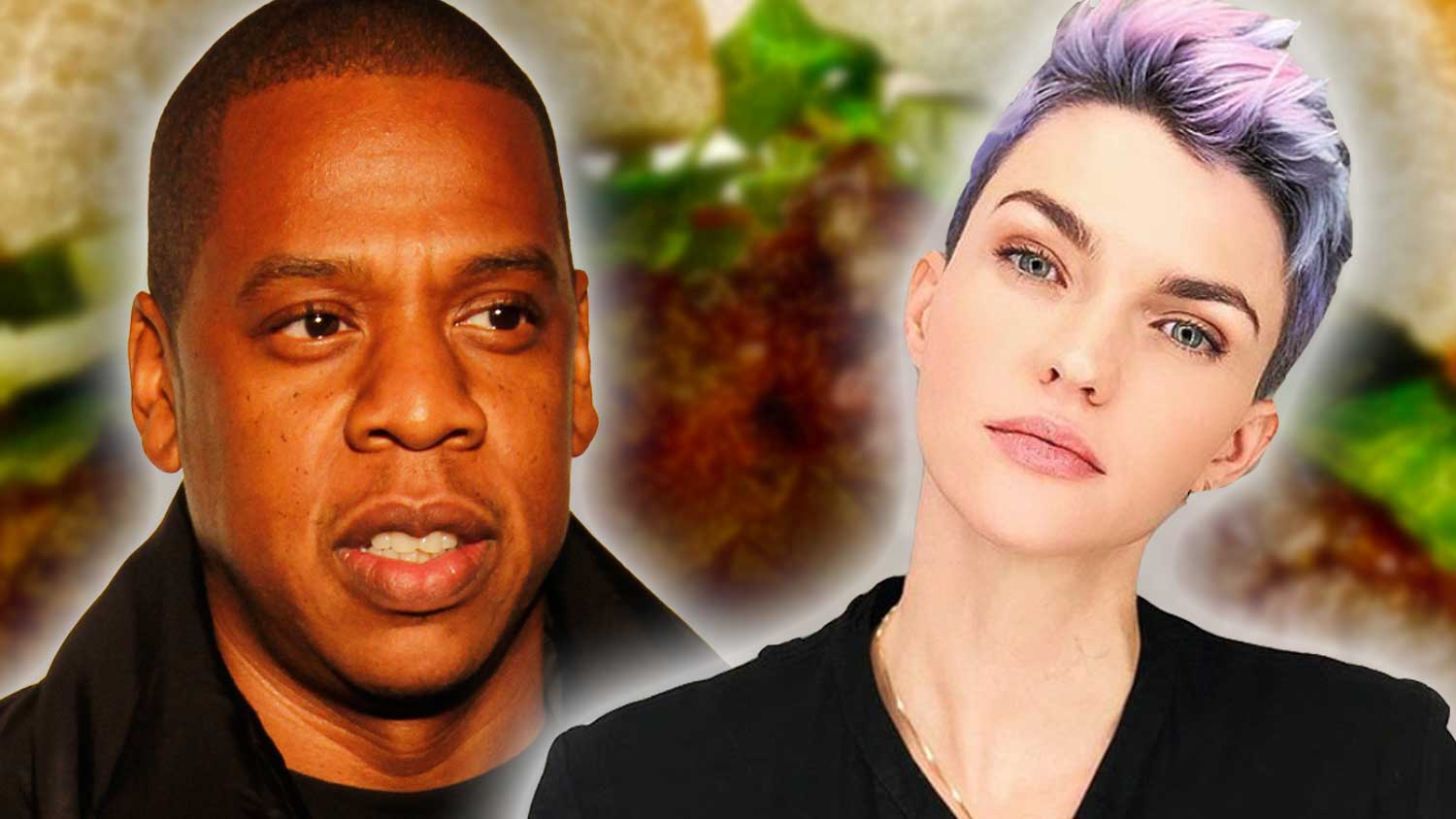 Jay-Z, Ruby Rose, and Like 100 Other Celebrities Just Invested in Vegan Meat