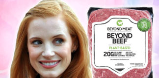 Beyond Meat's IPO Makes Jessica Chastain Feel 'Hopeful' About the Future