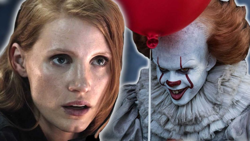 Jessica Chastain Will Scare You Vegan in 'It: Chapter 2'