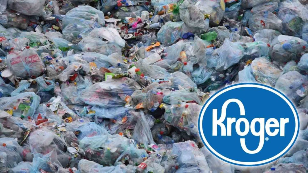 Kroger to Ditch 6 Billion Plastic Bags By 2025