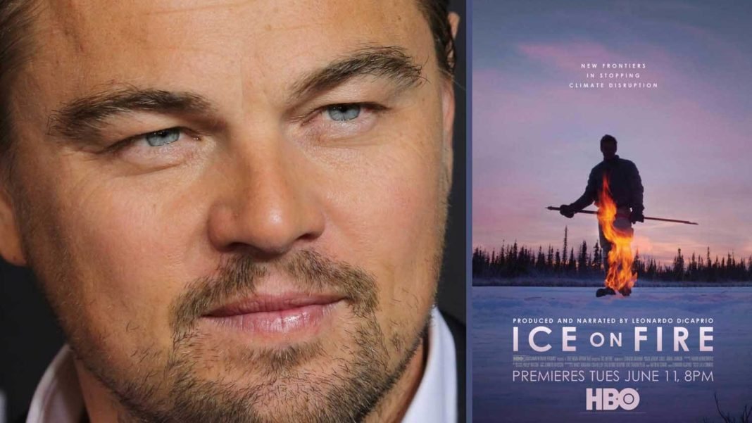 Leonardo DiCaprio Just Made Another Movie About Global Warming