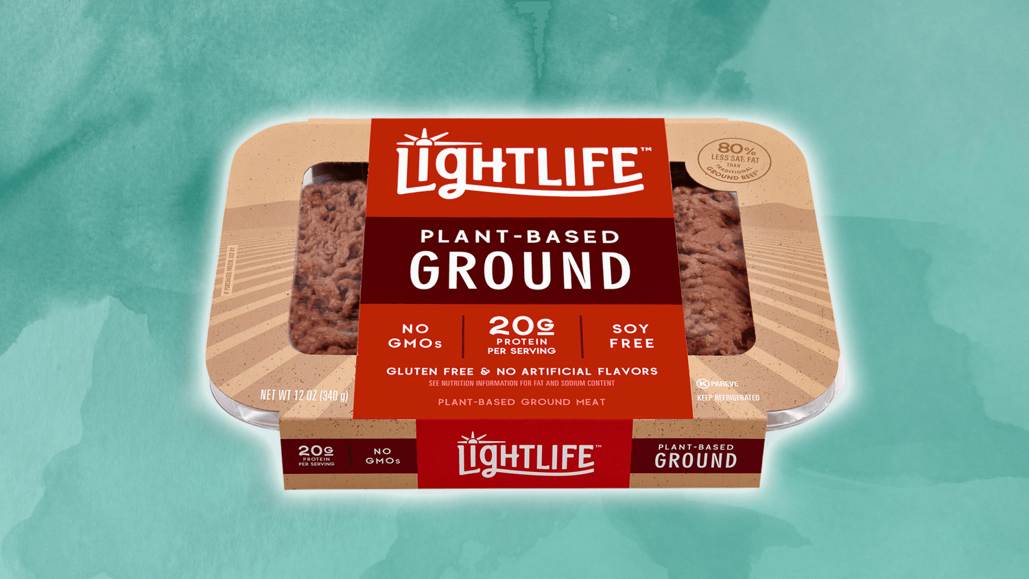 Lightlife's New Vegan Ground Beef Actually Tastes Like the Real Thing