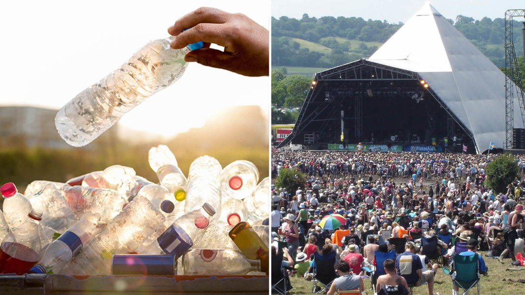 Glastonbury Festival Is Building a Stage From Ocean Plastic