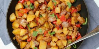 These Vegan Oven-Roasted Breakfast Potatoes Cook Up In No Time