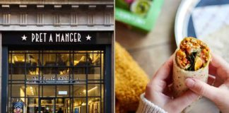 Pret a Manger Eyes Competitor for Vegan Expansion