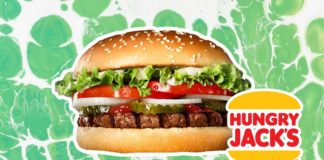 This Billionaire Is Making a Vegan Whopper for Hungry Jack's