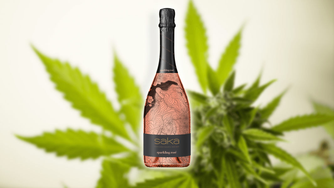 This Vegan Cannabis Wine Pairs Perfectly With Those Brownies
