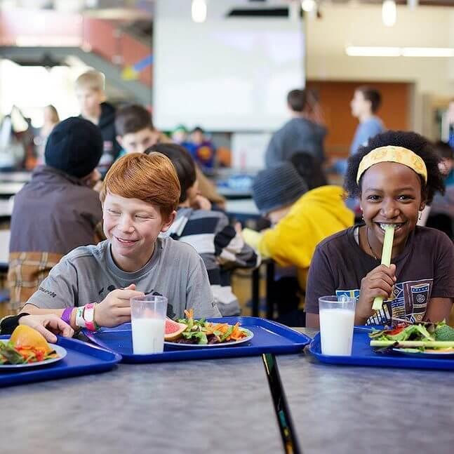 Vegan Options Become Mandatory for New Irish School Lunch Program