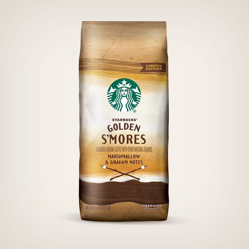 Starbucks Just Launched Vegan S'mores Coffee