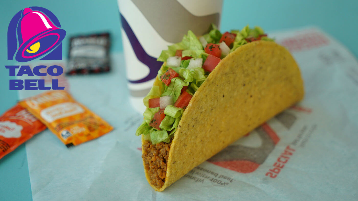 Taco Bell UK Launches Vegan Meat Made From Pulled Oats