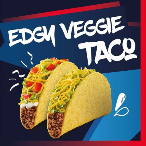 Taco Bell UK Launch Vegan Meat Made From Pulled Oats