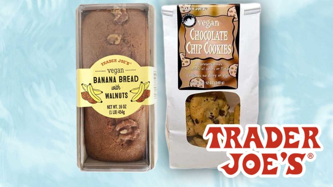 Trader Joe's Is Secretly Turning its Baked Goods Vegan