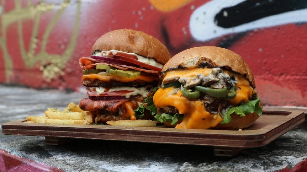 How This Vegan Burger Joint Is Shaking Up Fast Food