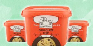Costco Has That 3lb Tub of Vegan Cookie Dough You've Been Looking For