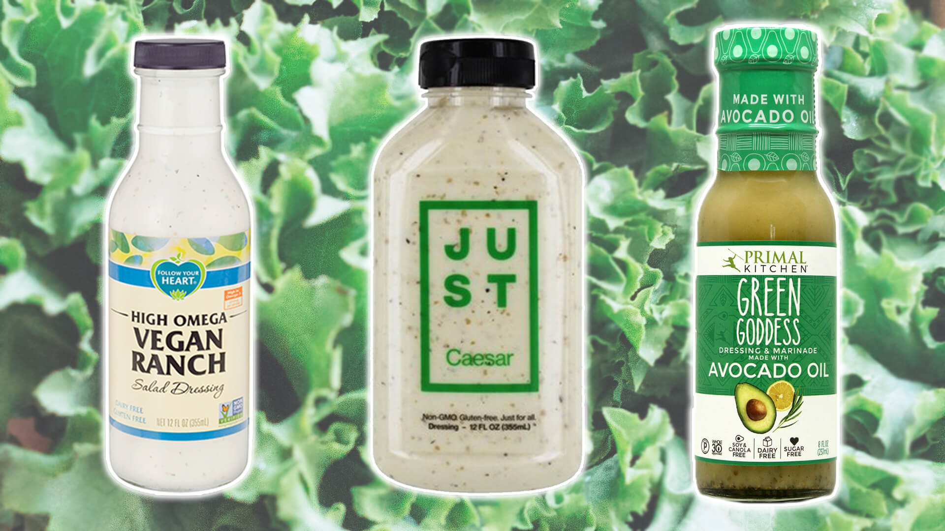 The Complete Guide to Vegan Salad Dressings