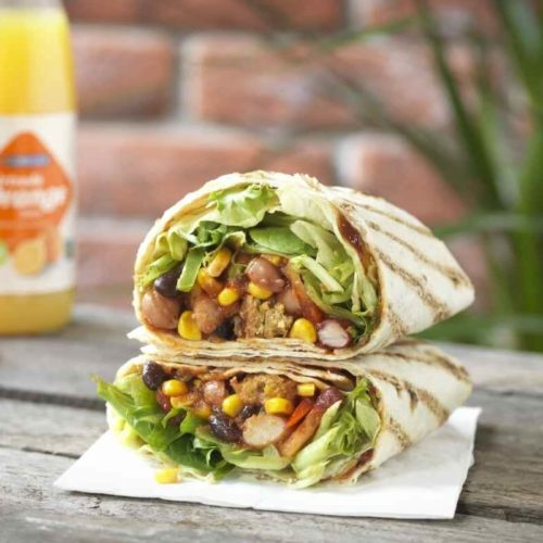 Healthy Vegan Sandwiches In the UK to Kickstart Your Year