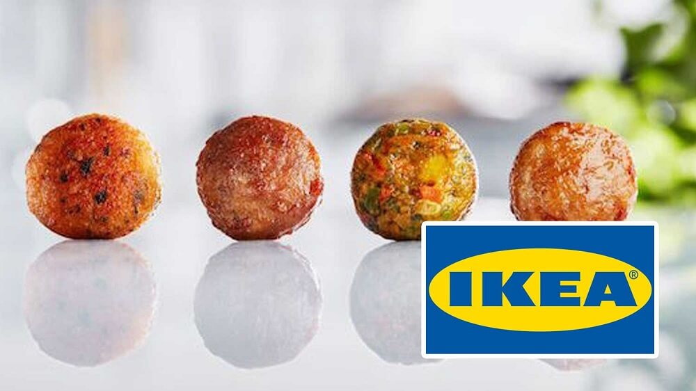 IKEA Launches New High-Protein Vegan Meatballs