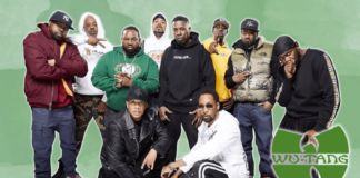 80% of The Wu-Tang Clan Are Vegan