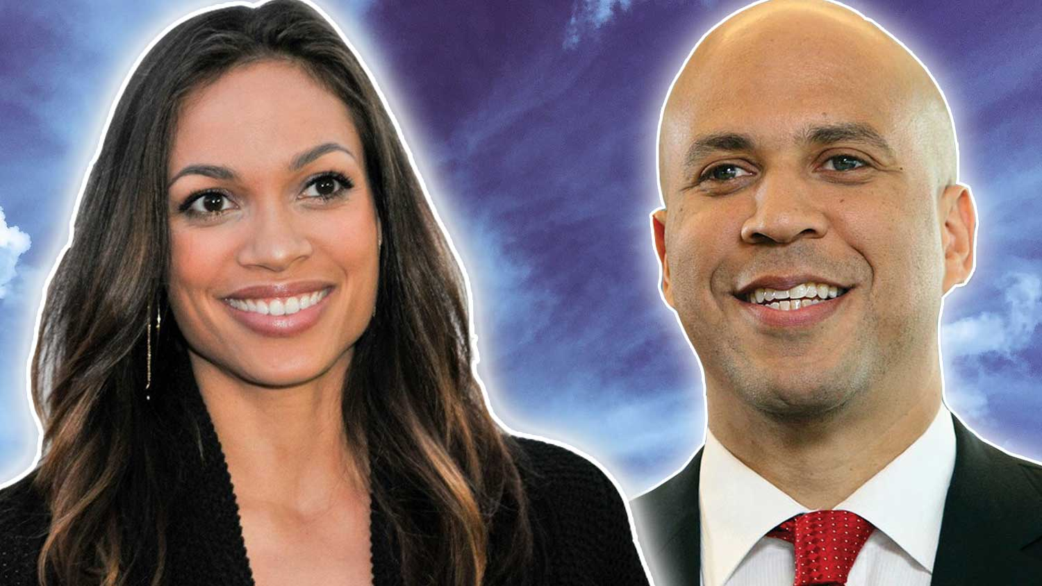 Rosario Dawson Is Vegan Now Like Her Bae Cory Booker