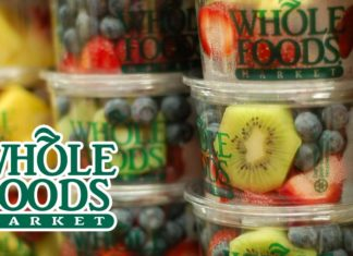 Whole Foods to Reduce 800,000 Pounds of Plastic Per Year