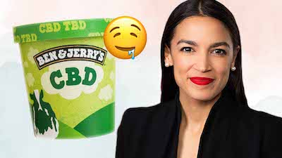 BEN & JERRY's Vegan CBD Ice Cream? | Vegan News