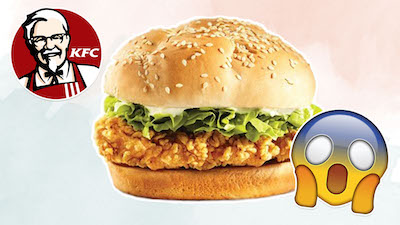 KFC Vegan Chicken Sales SKYROCKETING