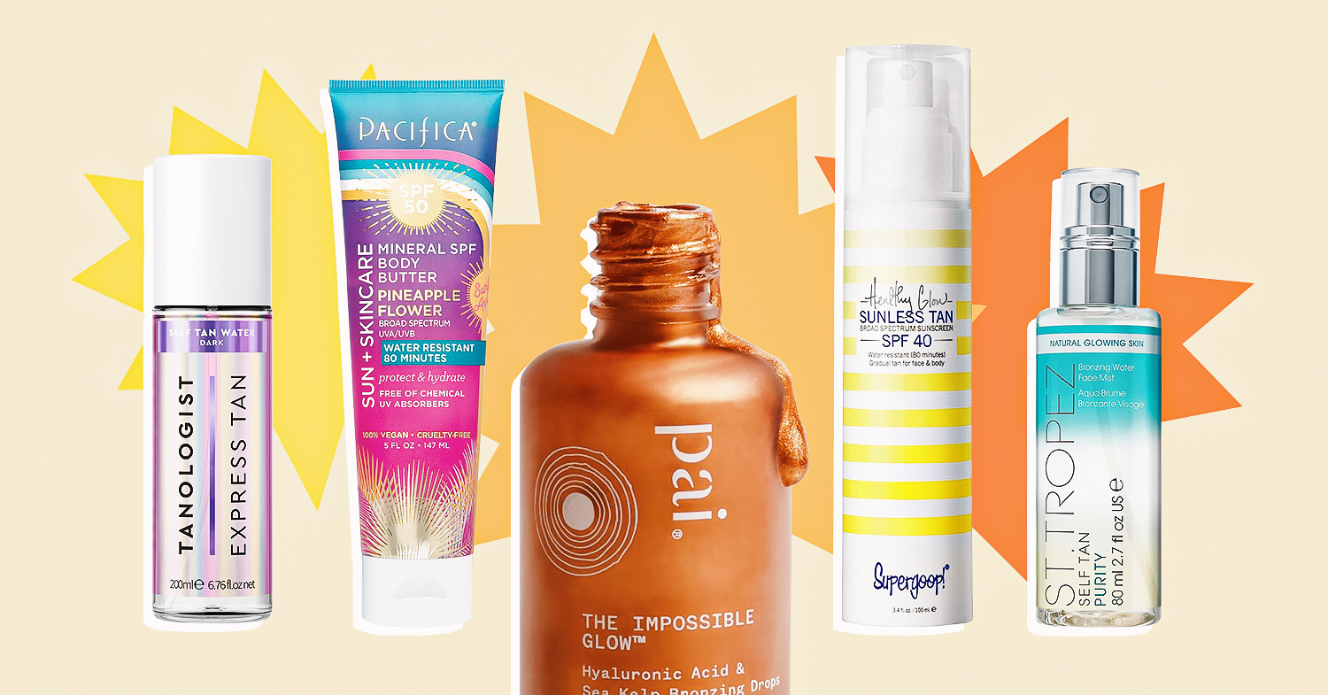 The Best Cruelty-Free Sunless Tanning Products for That Summer Glow