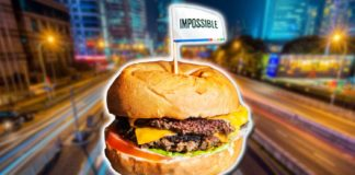 Vegan Burgers are America's Most Popular Late-Night Delivery