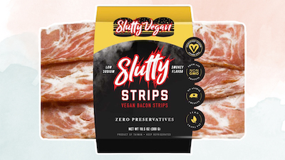 WATCH: SLUTTY Vegan BACON Has Arrived! | Vegan News