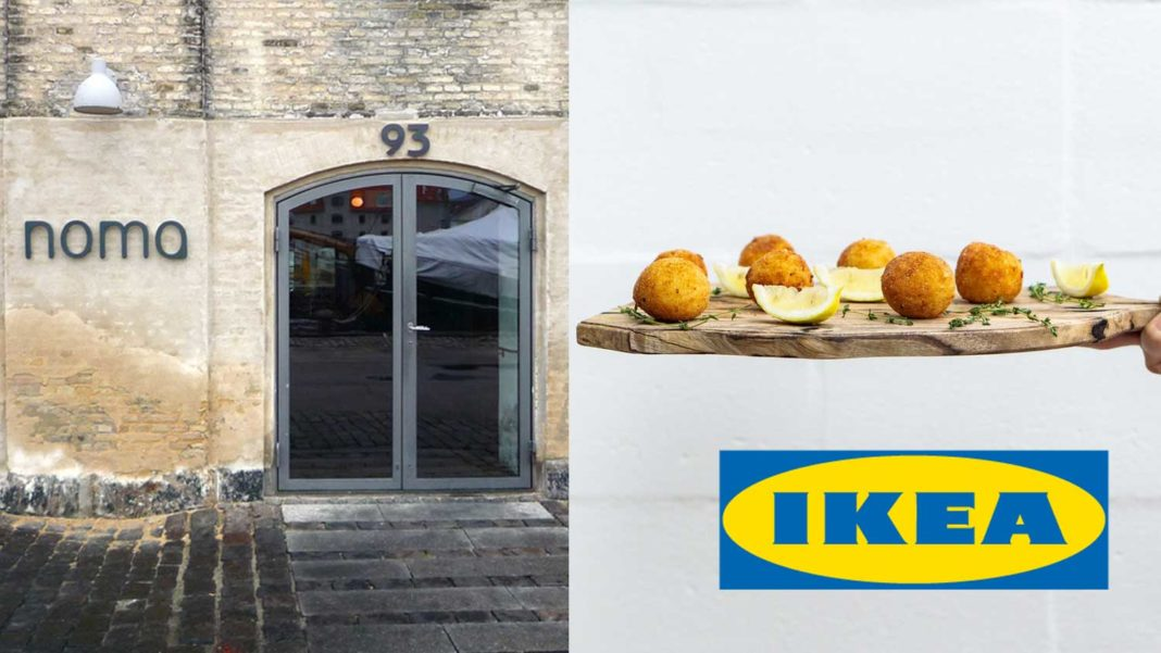 Why the 'World's Best' Restaurant Founder Is Veganizing IKEA