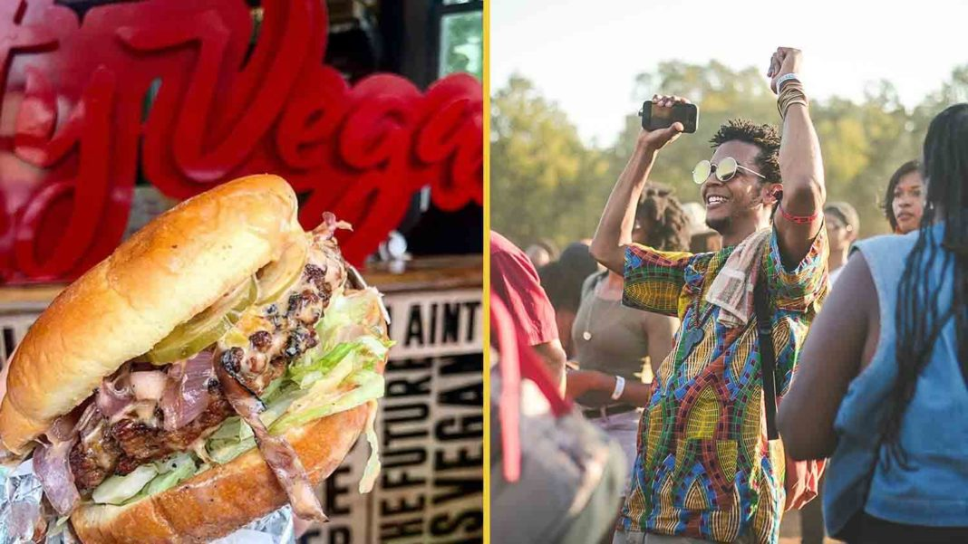 Atlanta Is About to Have a (Giant) Vegan Block Party