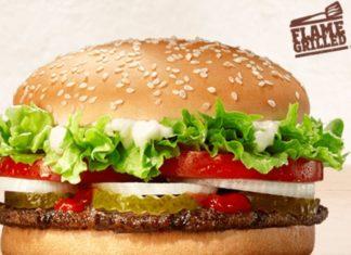 Burger King's Earnings Skyrocket Nearly 30% Since Vegan Whopper Launch