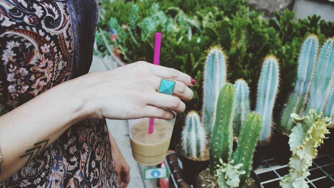 Woman Develops Edible Plastic From Cactus Juice
