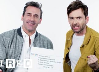 David Tennant Is 'More Vegetarian Than He Used to Be'