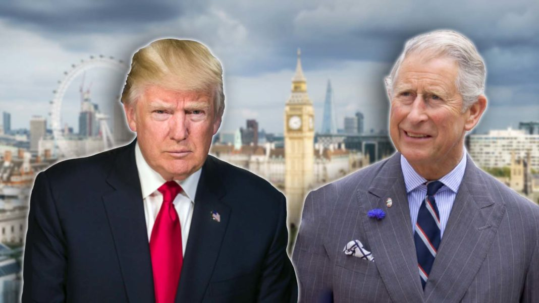 Prince Charles Tries to Convince Trump That Climate Change Is Real