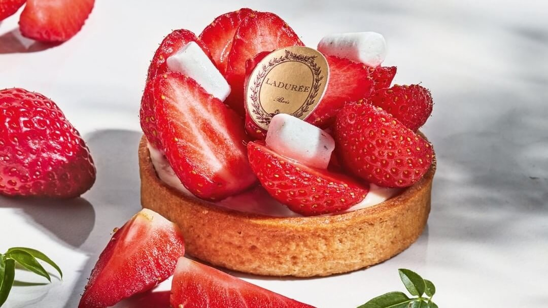 This 150-Year-Old Patisserie Just Went Totally Vegan