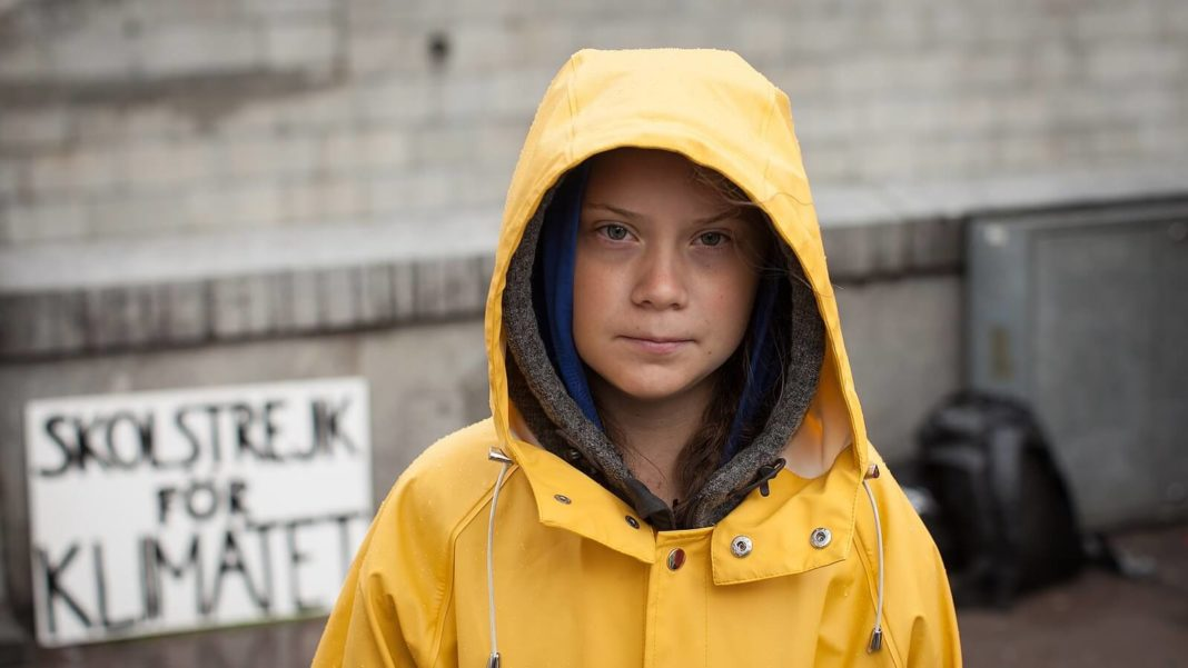 Greta Thunberg Says Meat Is Stealing Her Future